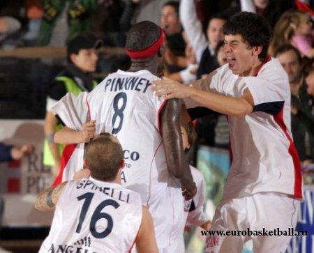 Чемпионат Италии. 9-й тур. 10-11/11/2007.