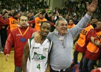 Чемпионат Италии. Авеллино-Монтепаски 79-73: первое поражение Сиены в чемпионате.