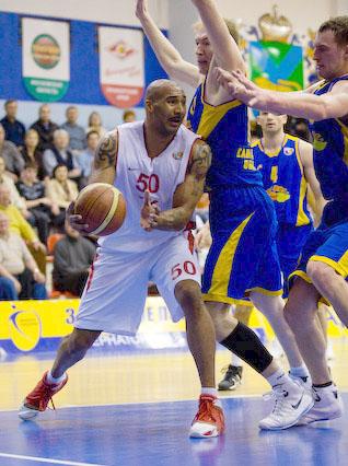 Российская Суперлига. Джозеф Блейр: Я очень люблю баскетбол.