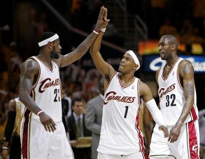 Чемпионат НБА. Кливленд и Юта повели 2-0.