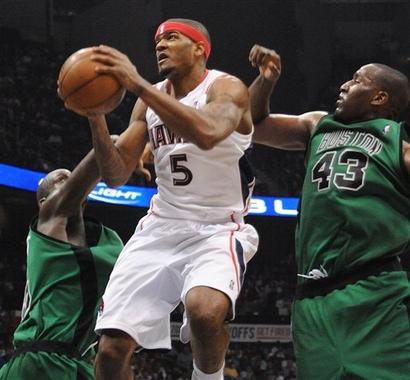 Чемпионат НБА. Атланта-Бостон: 102-93. Не ждали?!