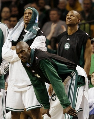 Чемпионат НБА. Бостон победил в 7-м матче, Лейкерс переиграл Юту.