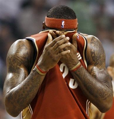 Чемпионат НБА. Не день Джеймса!