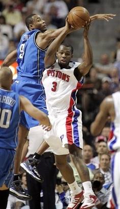 Чемпионат НБА. Орландо-Детройт: 111-86. Волшебство только начинается!