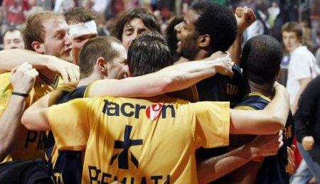 Чемпионат Италии. Плей-офф. Монтегранаро побеждает в Милане и сравнивает серию!