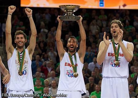 Испания- чемпион Европы!