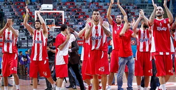 Олимпиакос в финале Евролиги!