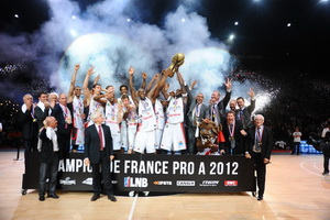 Шалон - в первый раз чемпион Франции