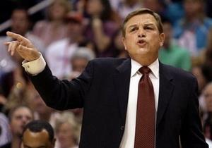 Майк Фрателло, тренер сборной Украины