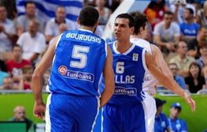 Сборная Греции