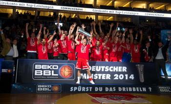 Бавария - чемпион!