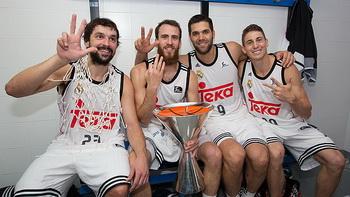 Реал Мадрид выиграл Суперкубок Испании