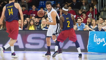 Барселона не справилась с Бильбао