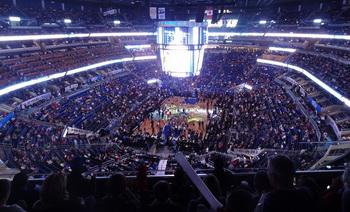 Шоу в финале НБА